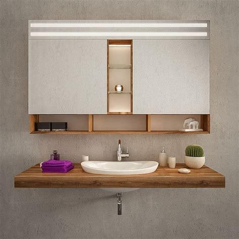 Badezimmer Spiegelschrank Dänisches Bettenlager by Spiegelschrank Mit Ablage Und Beleuchtung Spiegelschrank