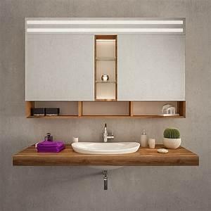 Beleuchtung Für Bad : adana spiegelschrank bad mit beleuchtung online kaufen ~ Indierocktalk.com Haus und Dekorationen