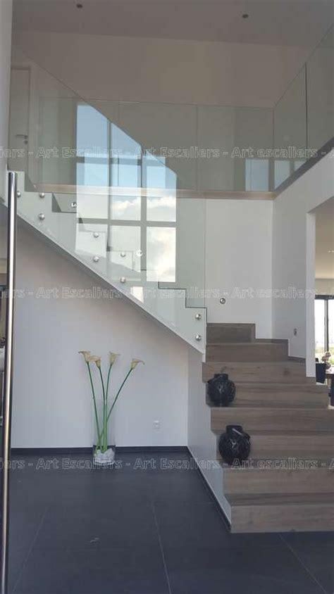 garde corps verre sans poteaux yutz escaliers
