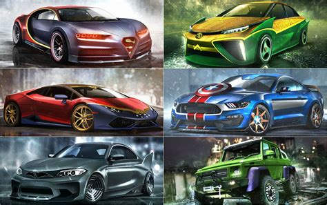 superheroes marvel supercars dc drive take supercar luxurylaunches would
