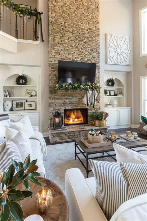 The formal dining room table and chairs set the tone. Christmas Home Tour, Holiday Decorations, and Unique Color ...