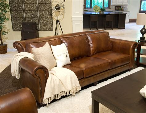rustic brown leather sofa leather world brown top grain sofa in couch rustic design