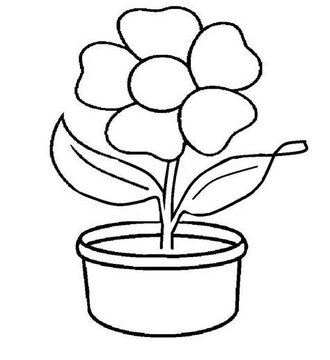 24 gambar sketsa bunga pensil mudah dibuat contoh ditiru