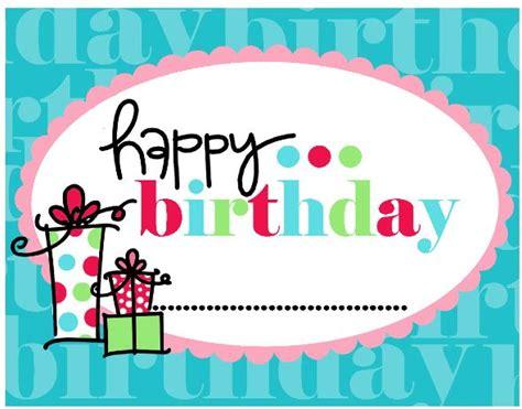 images  happy birthday printables
