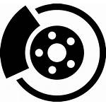 Icon Brake Brakes Pads Svg System Yy