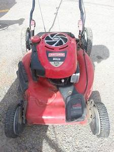 Craftsman Eager 1 Lawn Mower Parts