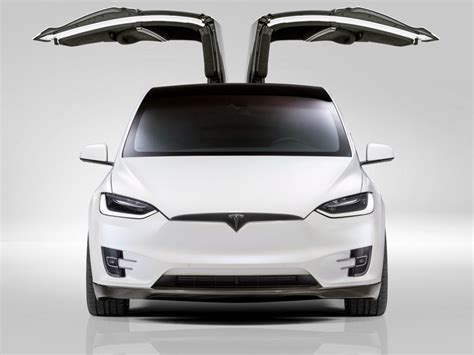Wallpaper Tesla Model X Novitec Hd 4k 2017 Automotive