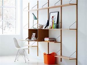Royal, System, Shelving, Designed, By, Poul, Cadovius, In, 1948, -, Reissued, By, Dk3
