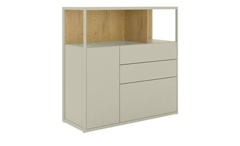 Hülsta Now Highboard by Now By H 252 Lsta Highboard H 252 Lsta Now Vision Seidengrau