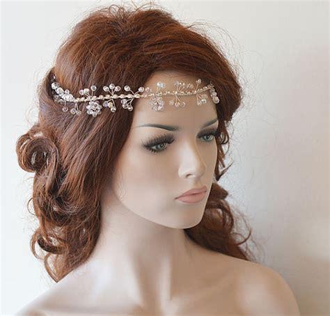Wedding Headband, Bridal Hair Vine, Bridal Headband