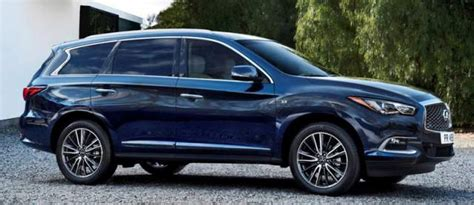 2019 Infiniti Qx60 Redesign And Price  Us Suv Reviews
