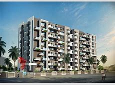 Apartment Elevation Delhi Elevation Rendering 3D Power