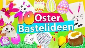 Basteln Zu Ostern : 10 oster bastelideen osterhase selber basteln ~ Watch28wear.com Haus und Dekorationen