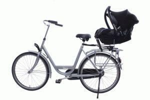 siege avant bebe velo transporter un enfant à vélo au quotidien toutes les