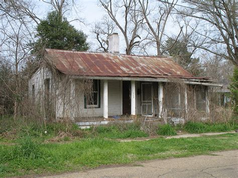 Rusted Tin Roof  Port Gibson, Mississippi