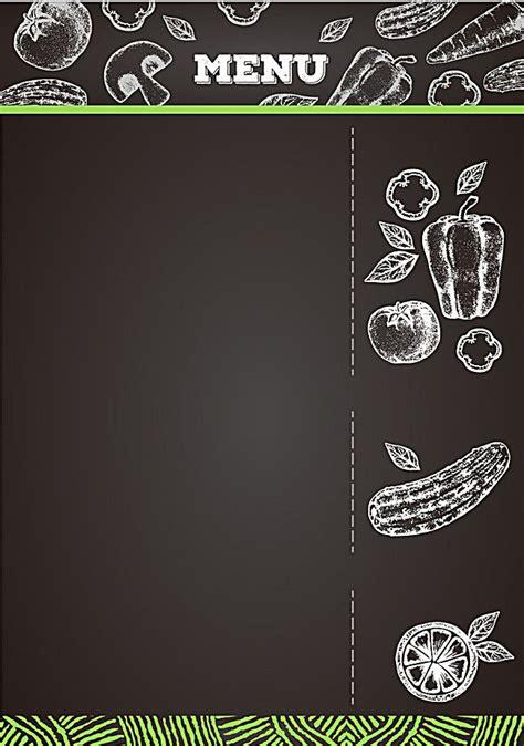 creative menu background material food menu design menu