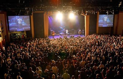 joint    concert venues  america complex