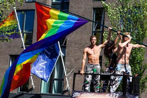 The Best Gay Bars In Amsterdam