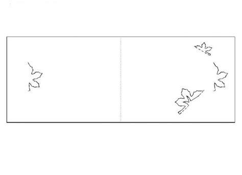 kirigami templates wonderful diy 3d kirigami cards with 18 templates