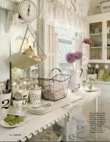 Eat In Kitchen Booth Ideas by 35 Awesome Shabby Chic Kitchen Designs Accessories And