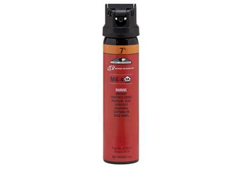 Defense Technology First Defense Pepper Spray 3oz Aerosol