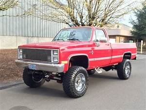 1981 Chevy Truck For Sale Used