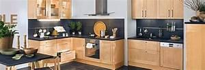 les meubles de cuisine en bois With meuble de cuisine rustique 2 cuisine en bois bois clair meuble de cuisine en bois