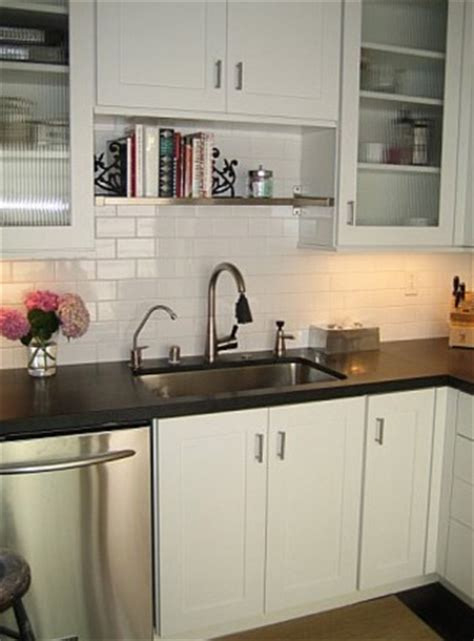 kitchen picture tiles bookshelf idea for above the kitchen sink recipe book 2436
