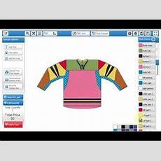 Online Jersey Designer Software By Efoli  Youtube