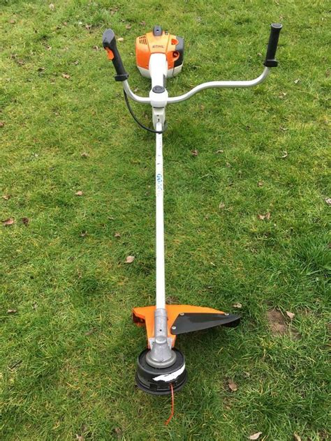 stihl fs 360 c em professional petrol strimmer brushcutter clearing saw in blaby