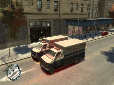 Gta Iv Ambulance Cop Cars Ver 1.0