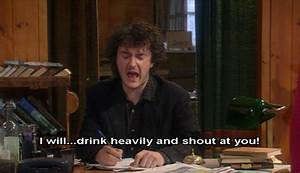 FUNNY QUOTES FROM BLACK BOOKS image quotes at relatably.com