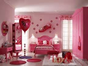 hello kitty girls bedroom interior decor home design and