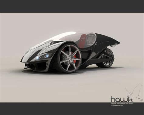 hawk car  model