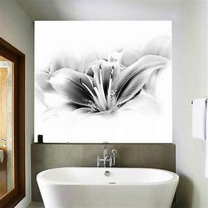 Wall designs for bathrooms : Bathroom wall decor for fantastic decoration