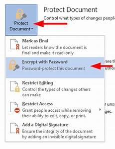 how to remove pasword from word 2016 docs powerpoint and With word documents protected
