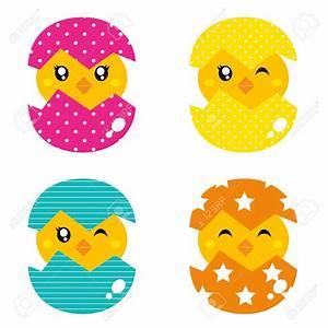 Cute Chick Clipart