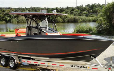 Center Console Performance Boats by Will Custom Center Consoles Rule The High Performance World