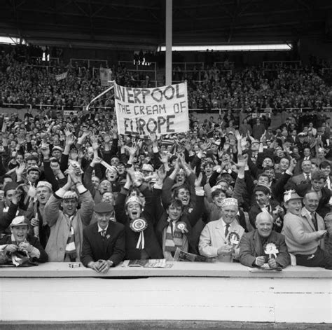 1965 In Magic Photos: Liverpool Defeat Leeds United To Win ...