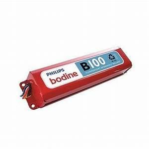 B100 Bodine Ballast
