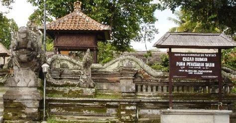pejeng gianyar bali indonesia tourist attractions