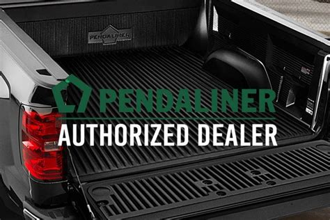Pendaliner Bed Liner by Pendaliner 174 Ford F 150 Styleside 1982 Rail Bed Liner