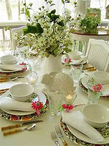 Easter or Spring Table Setting with Kim Parker, Emma's