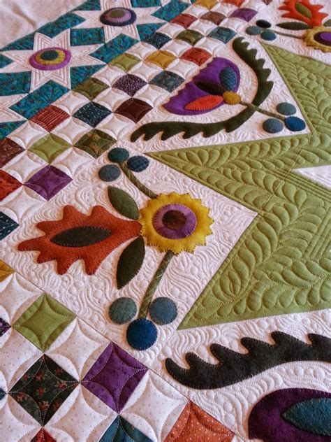 farm girl finery quilted kelly cline quilting