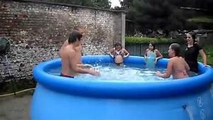 Easy Set Pool : intex easy set pool 366x91 youtube ~ Orissabook.com Haus und Dekorationen