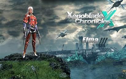 Xenoblade Chronicles Elma Lin Doug Lee Sylph