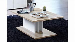 Couchtisch In Buche : couchtisch pop beistelltisch tisch in buche hell wei 110 cm ~ Markanthonyermac.com Haus und Dekorationen