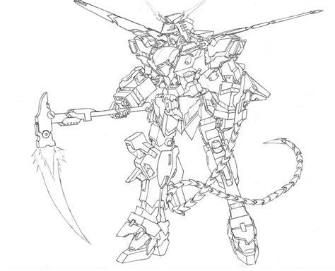 01 Predator Gundam (destroy Mode) By Kimchijung On