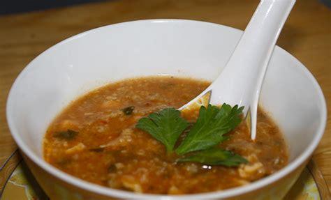 cuisine tunisienne chorba chorba au poisson recette de chorba frik tunisienne