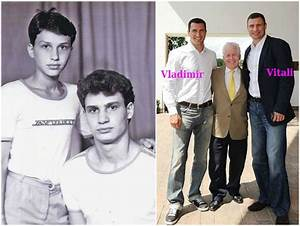 Vitali Klitschko`s height, weight. Keeps fit after leaving ...